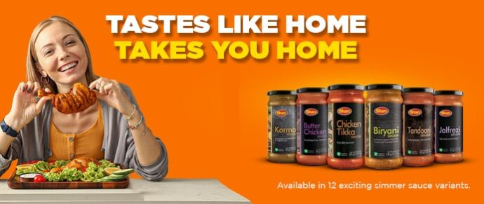 Cooking & Simmer Sauces